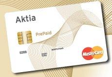 Aktia Prepaid MasterCard Finland