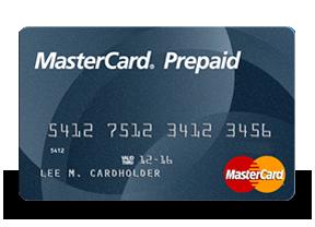 MasterCard Prepaid luottokortti