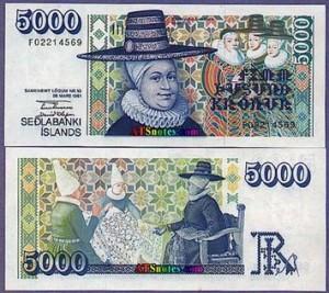 Islannin valuutta