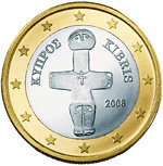 Kypros valuutta
