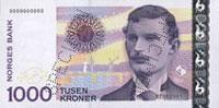 Norjan valuutta