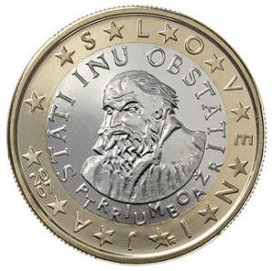 Slovenian valuutta