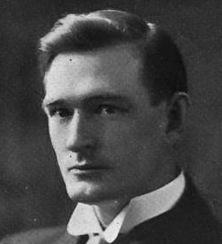 Teknisen analyysin kehittäjä ja amerikkalainen sijoittajaguru W. D. Gann.