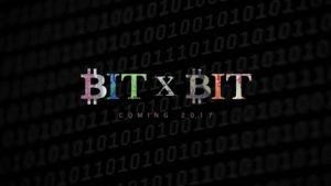 Bit x Bit: In Bitcoin We Trust elokuva banneri juliste.