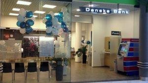 Danske Bank konttori Viro.