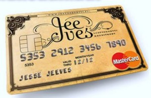 Jeeves MasterCard
