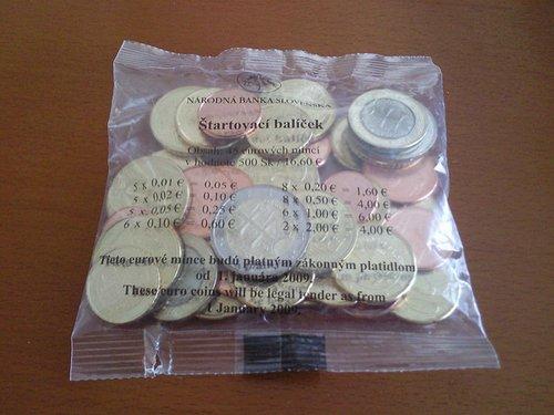 Slovakian valuutta