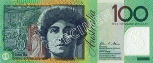 Australian valuutta seteli