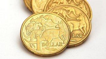 Australian valuutta