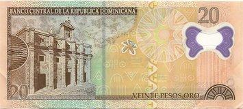 Dominikaaninen tasavalta valuutta