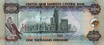Dubain valuutta