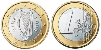 Irlannin valuutta