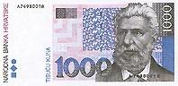 Kroatia valuutta