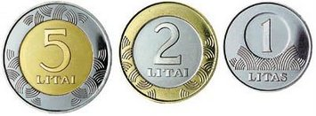Liettuan valuutta