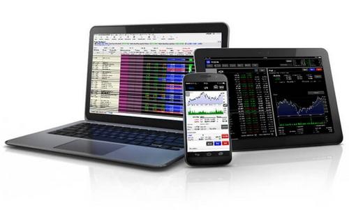 LYNX välittäjä kaupankäyntialustat.