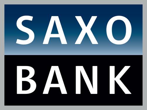 Saxo Bank valuutta-, osake-, ja CFD-välittäjä.