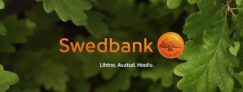 Swedbank pankki Viro.